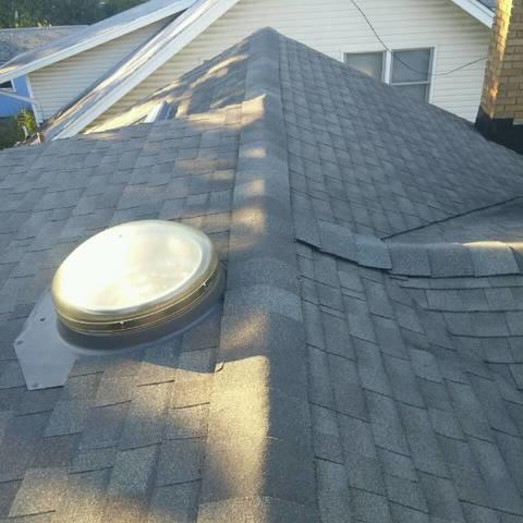 Roof Replacement in Takoma Park, MD - After Photo