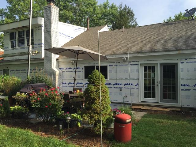 Siding Replacement in Crofton, MD