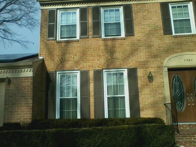 Shutter and Siding in Columbia, MD