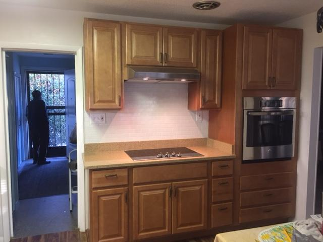 Kitchen Remodel in Silver Spring, MD