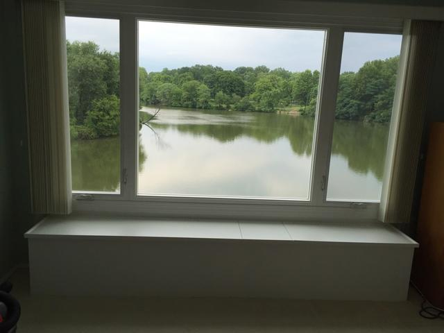 Lakeview Picture Window Installed in Columbia, MD