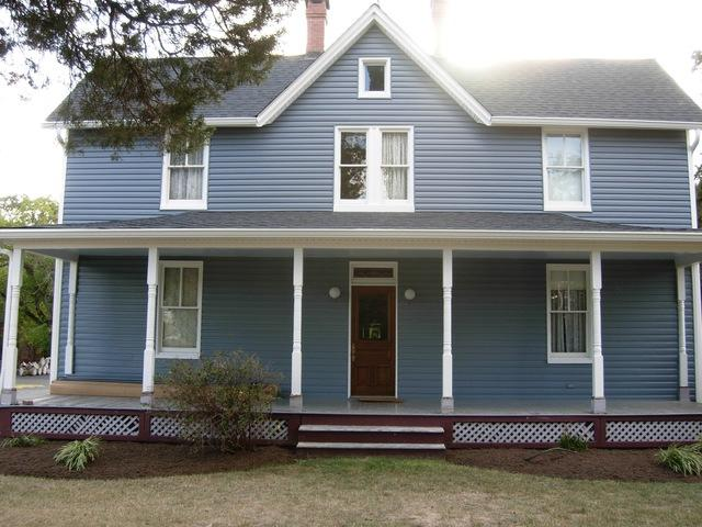 Roof Replacement, Gutter Installation and Vinyl Siding Installation in Laurel, MD