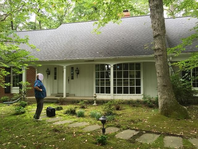 New Roof Replacement in Cheltenham, MD