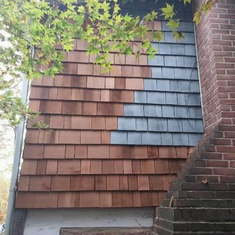Wood Shake Siding Replacement in Arnold, MD - After Photo