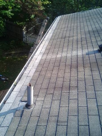 Roof Repair in Silver Spring, MD - After Photo