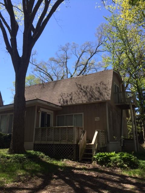 Slate Metal Roof Replacement in Pinckney, MI - Before Photo