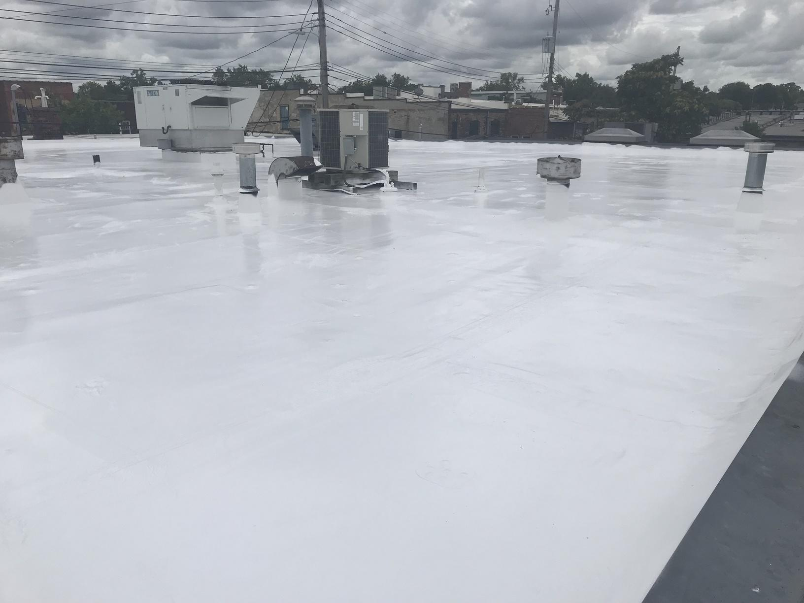Commercial Coating in Lansing, MI - After Photo