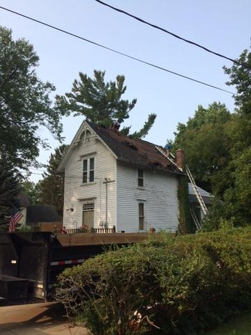 Roof Replacement in Owosso, MI