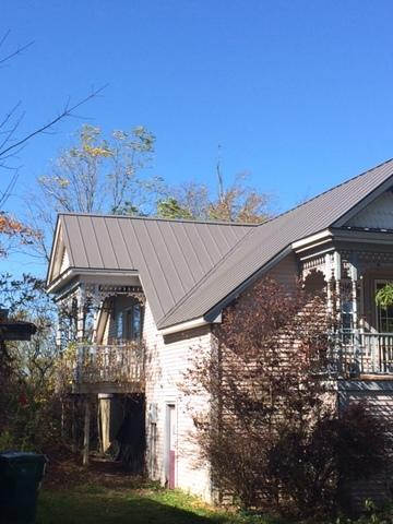 Metal Roofing in Charlotte