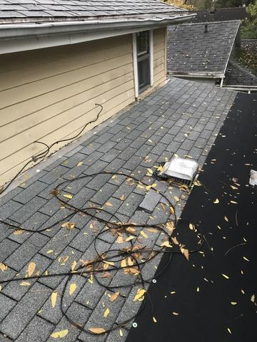 Replacing Add-On Roof