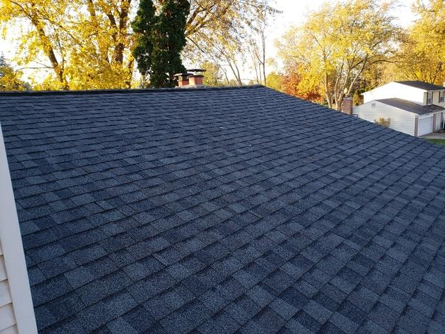 Complete re-roofing in Lansing, MI