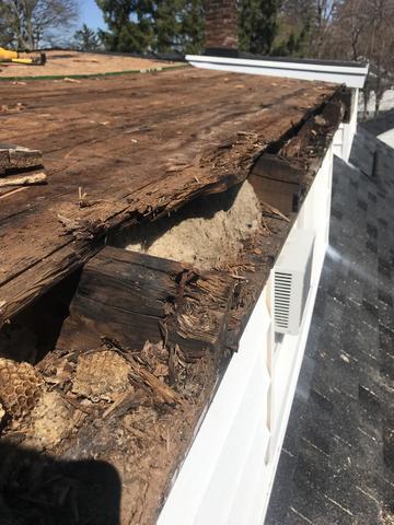 Roof repair in Lansing, MI