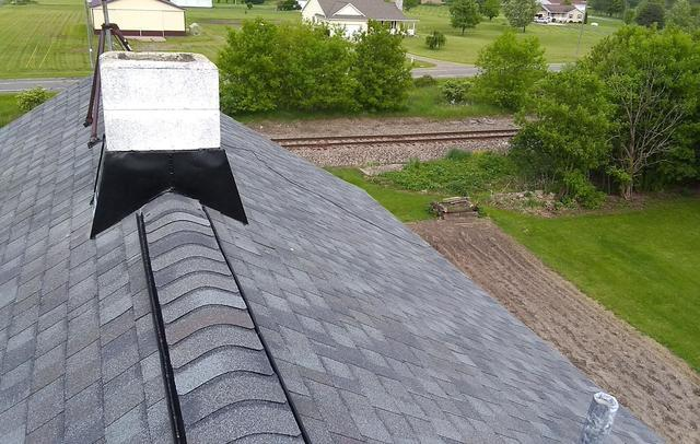 Complete Re-roof in