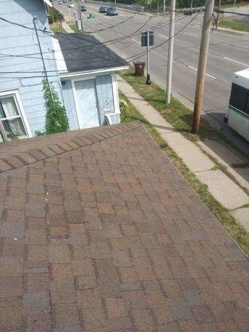 Partial Roof Replacement in Lansing, MI
