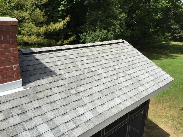 Partial Roof Replacement in Mason, MI