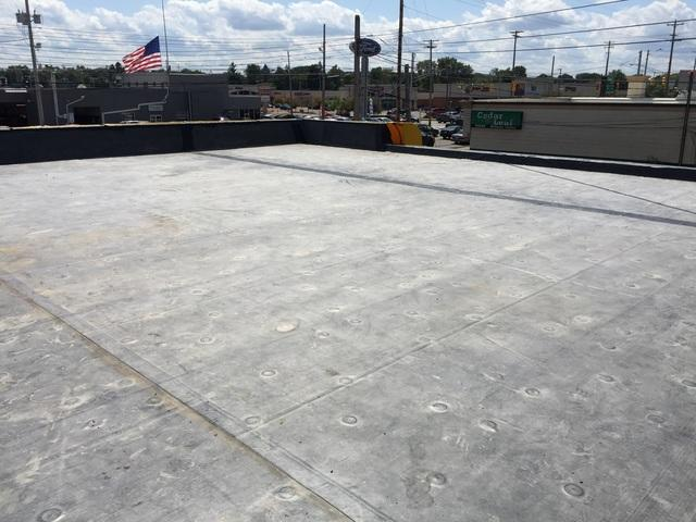 Commercial Roof Replacement in Lansing, MI