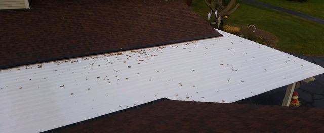 Metal Roof Coating in Perry, MI