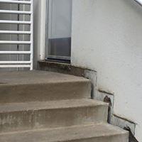 Stairs - Before Photo