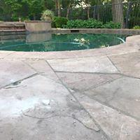Pool Deck - After Photo