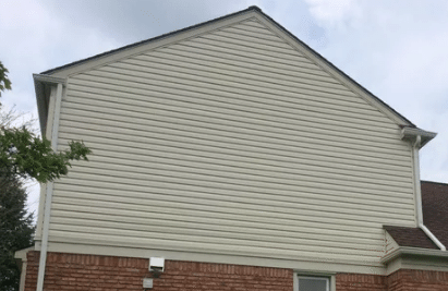 Rochester Hills Siding job in North Fairview Farms