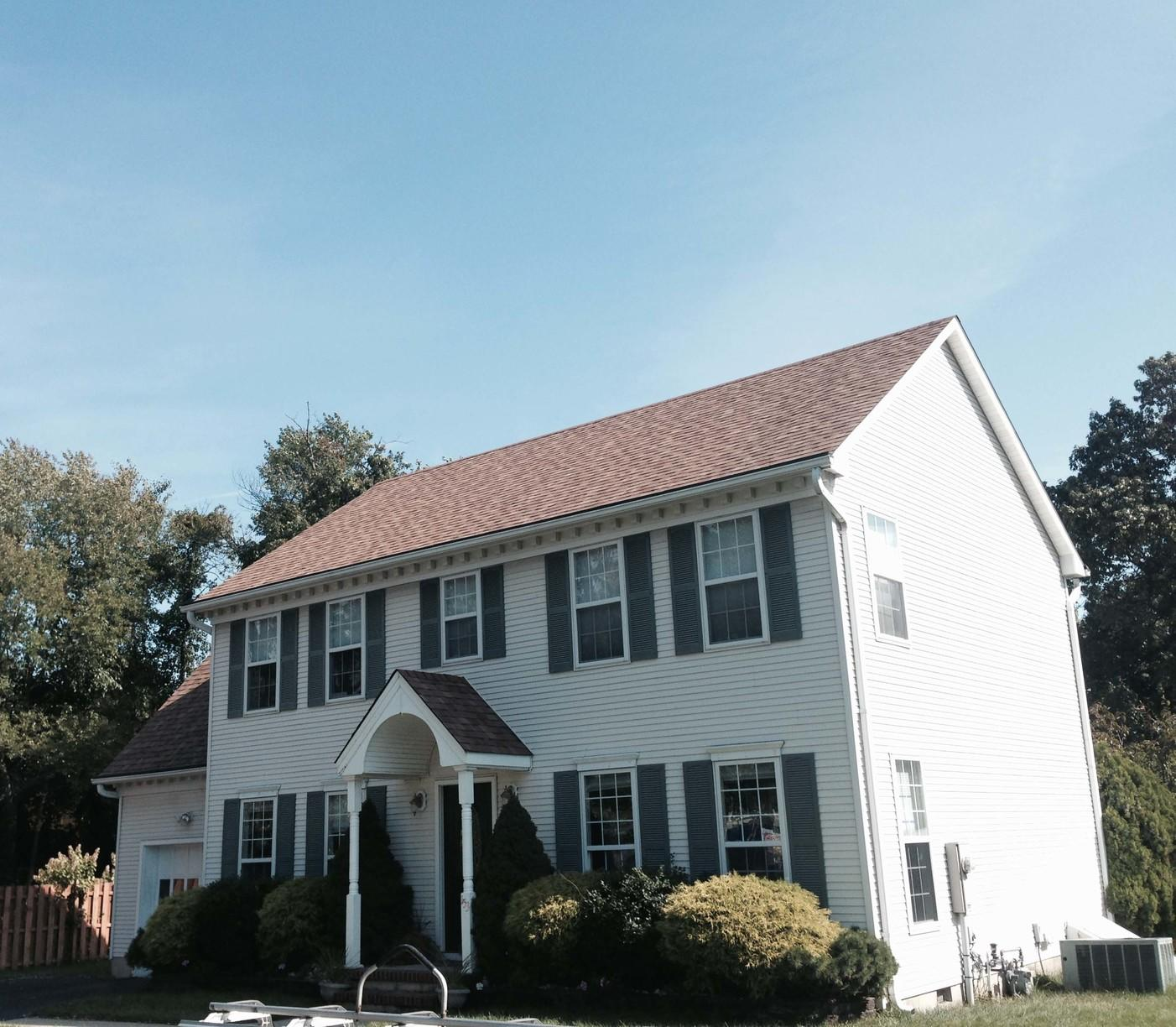 Roof Replacement in Keyport NJ - After Photo