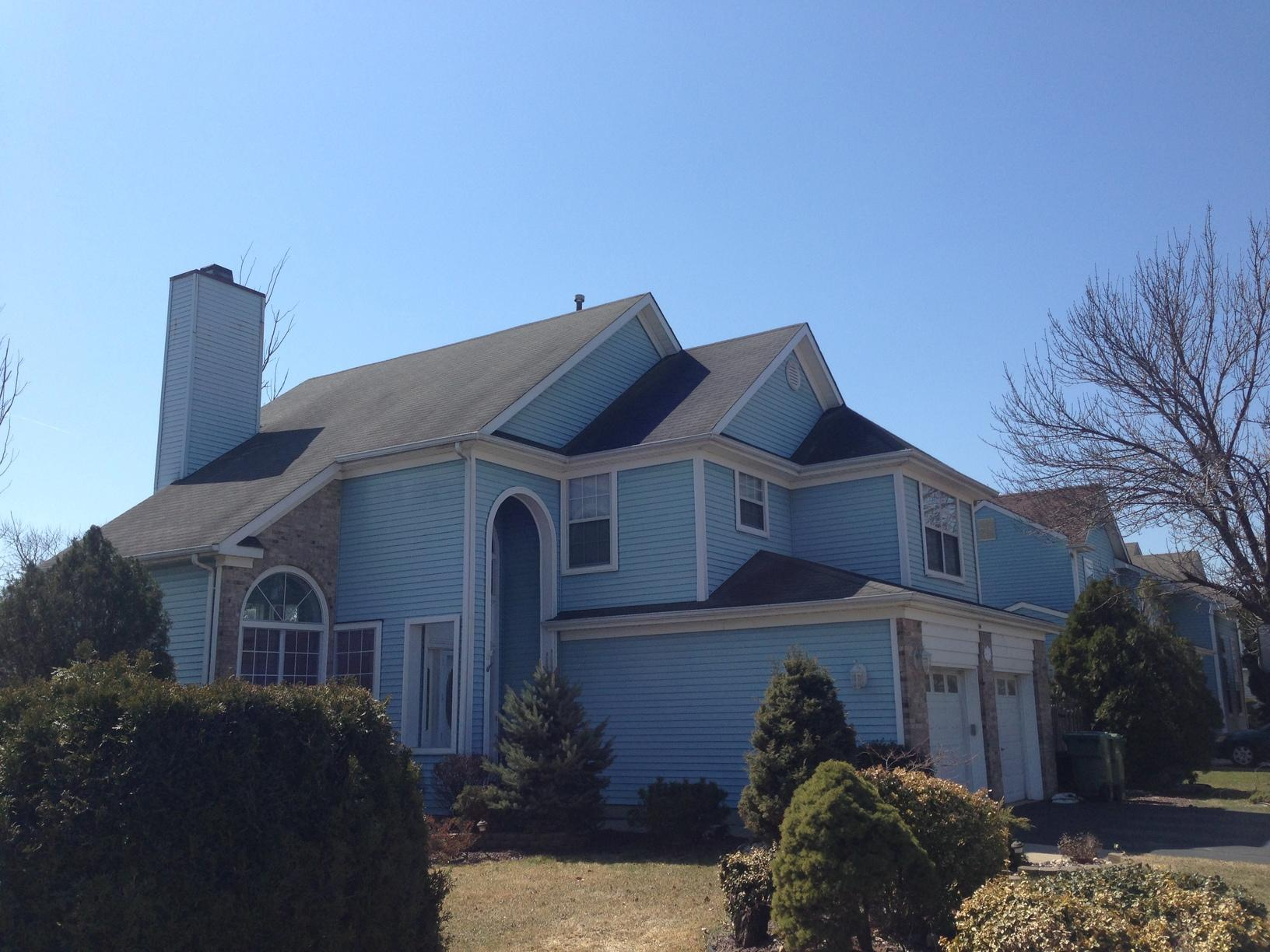 Sayreville NJ New Roof Replacement by More Core Construction - Before Photo