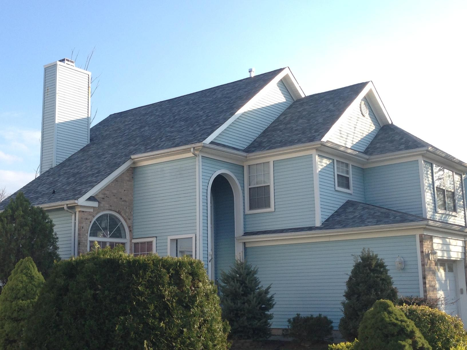 Sayreville NJ New Roof Replacement by More Core Construction - After Photo