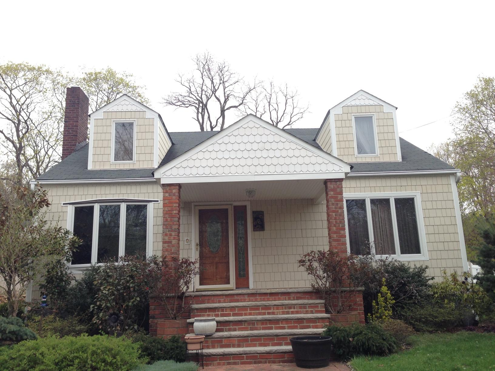 Middletown NJ New Roof Replacement - Before Photo