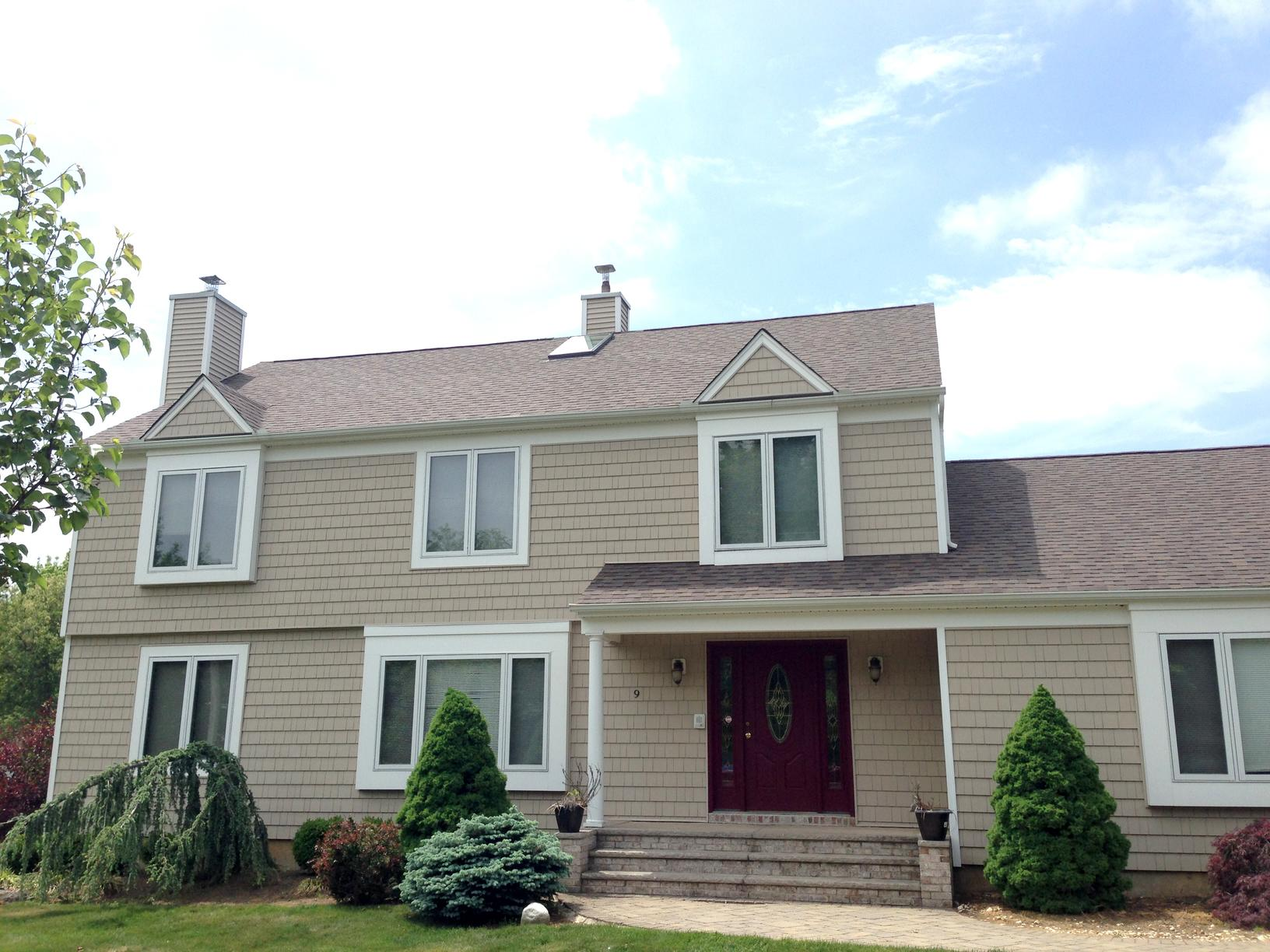 Roof Replaced in Middletown NJ - After Photo