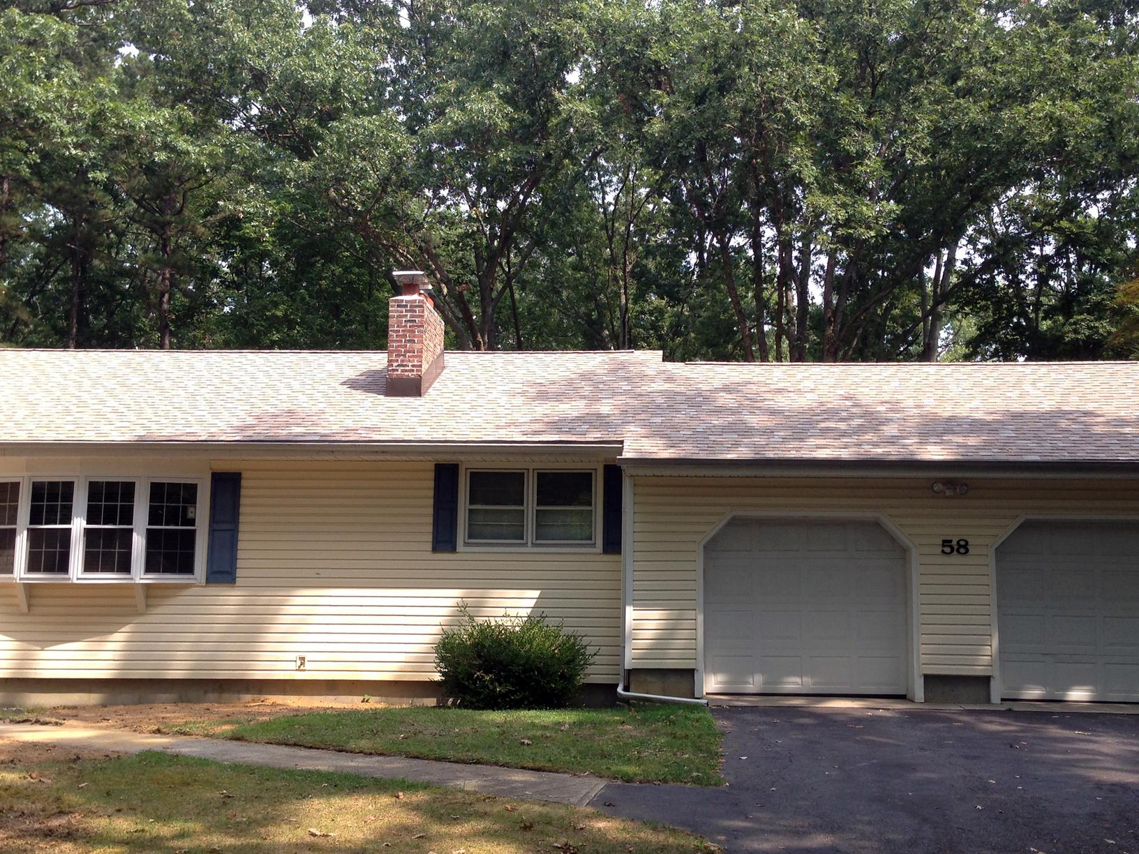 Freehold NJ Roof Replacement Amber Roof - After Photo