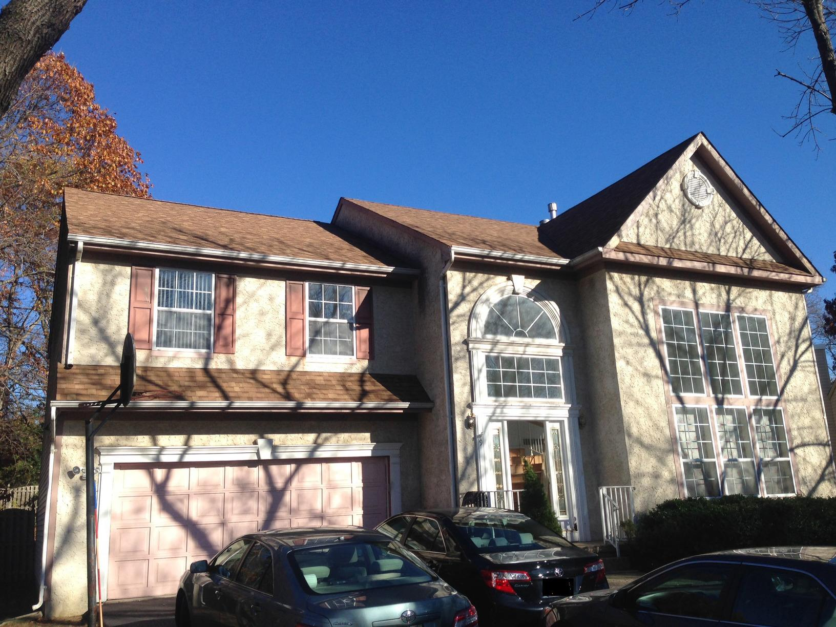 Brownwood Roof Replacement East Brunswick NJ - After Photo