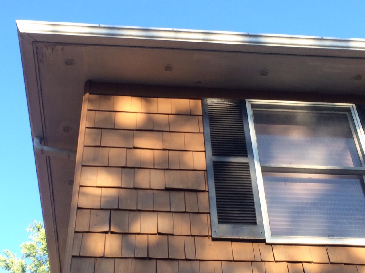 Roof Repair in Middletown, NJ - Before Photo