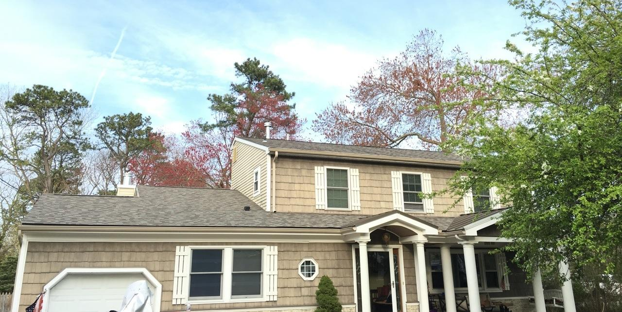 New Roof Installation in Point Pleasant, NJ - After Photo