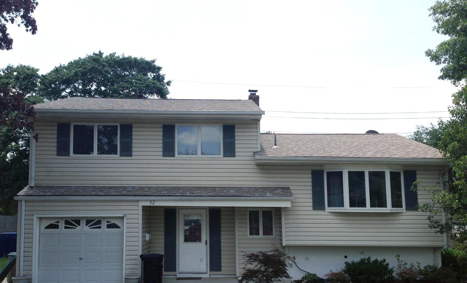 Roof Replacement with Amber Color in Milltown NJ - After Photo