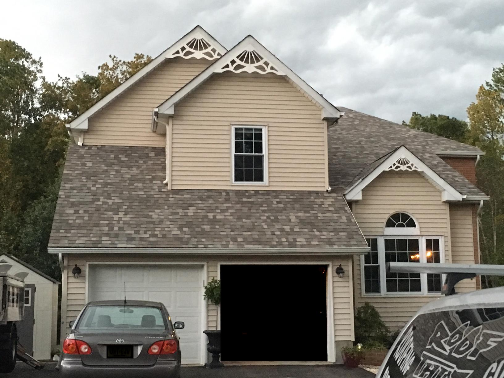 Roof Replacement in Old Bridge, NJ - After Photo