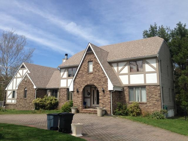 Freehold NJ Roof Replacement Amber Color Roof