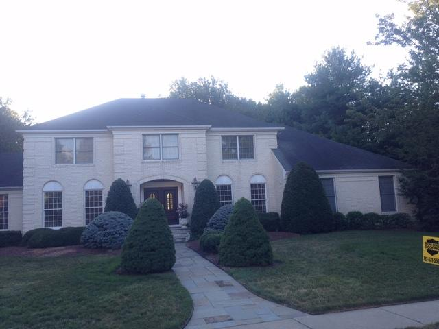 Roof Replacement in West Long Branch, NJ - Before Photo