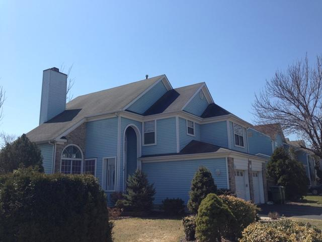 Sayreville NJ New Roof Replacement by More Core Construction