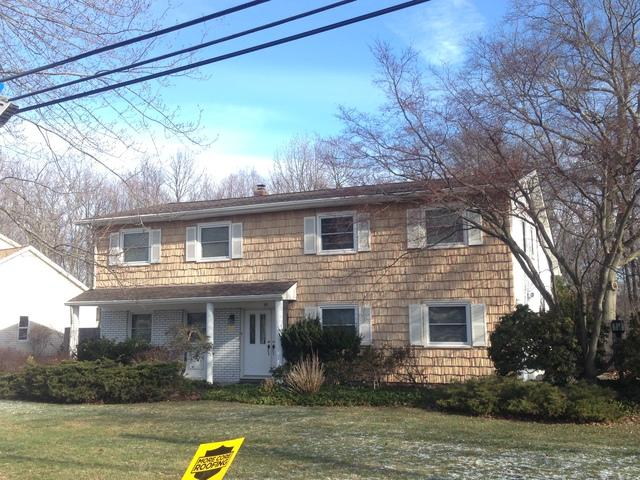 Roof Replacement in Morganville NJ - After Photo