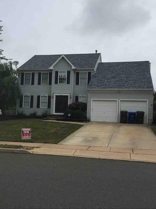 Hail Damage resulting in Full Roof Replacement in Lumberton, NJ - After Photo