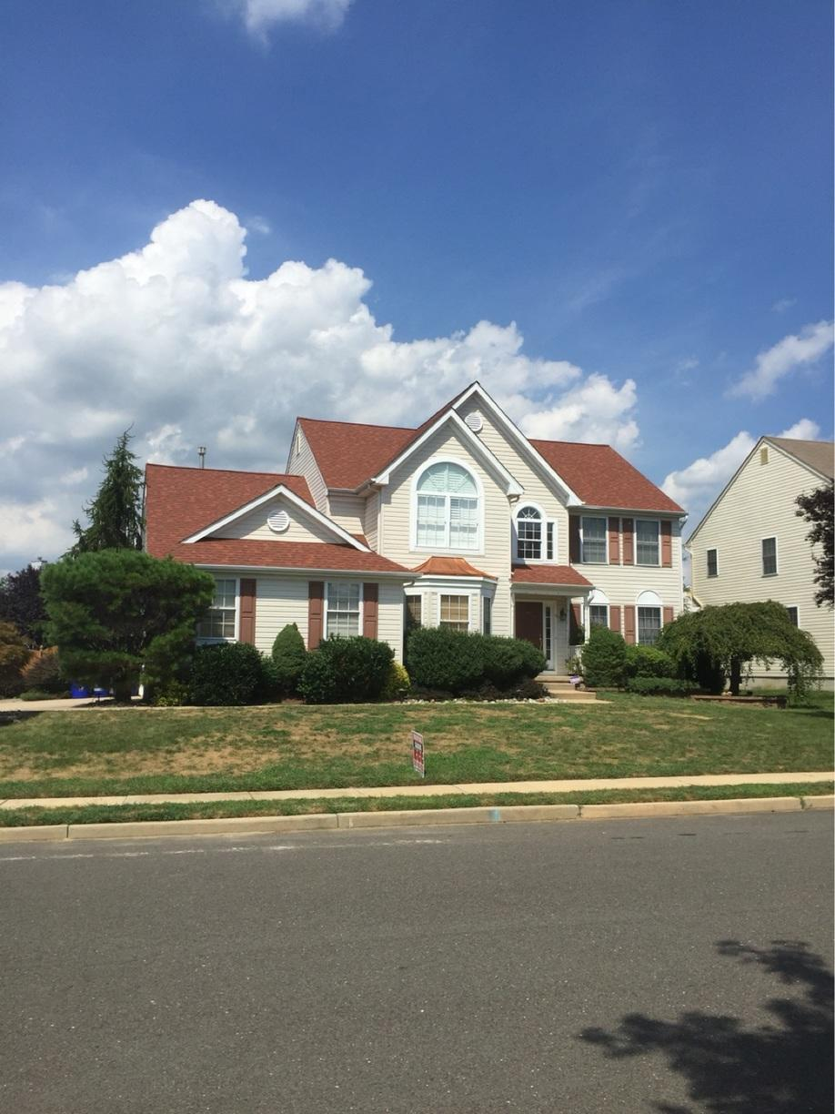 Hail Damage with Full Roof Replacement in Lumberton, NJ - After Photo