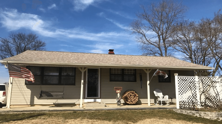 Full Roof Replacement in Deptford Twp, NJ - After Photo