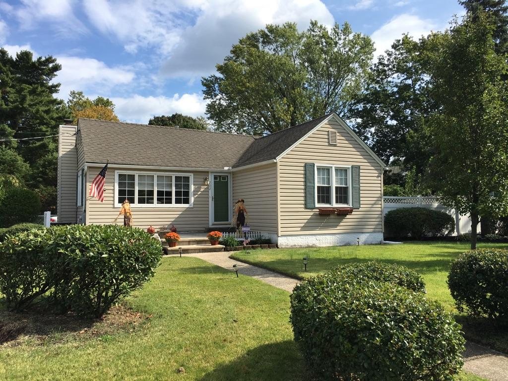 Roof Replacement in Deptford Township, NJ - Before Photo