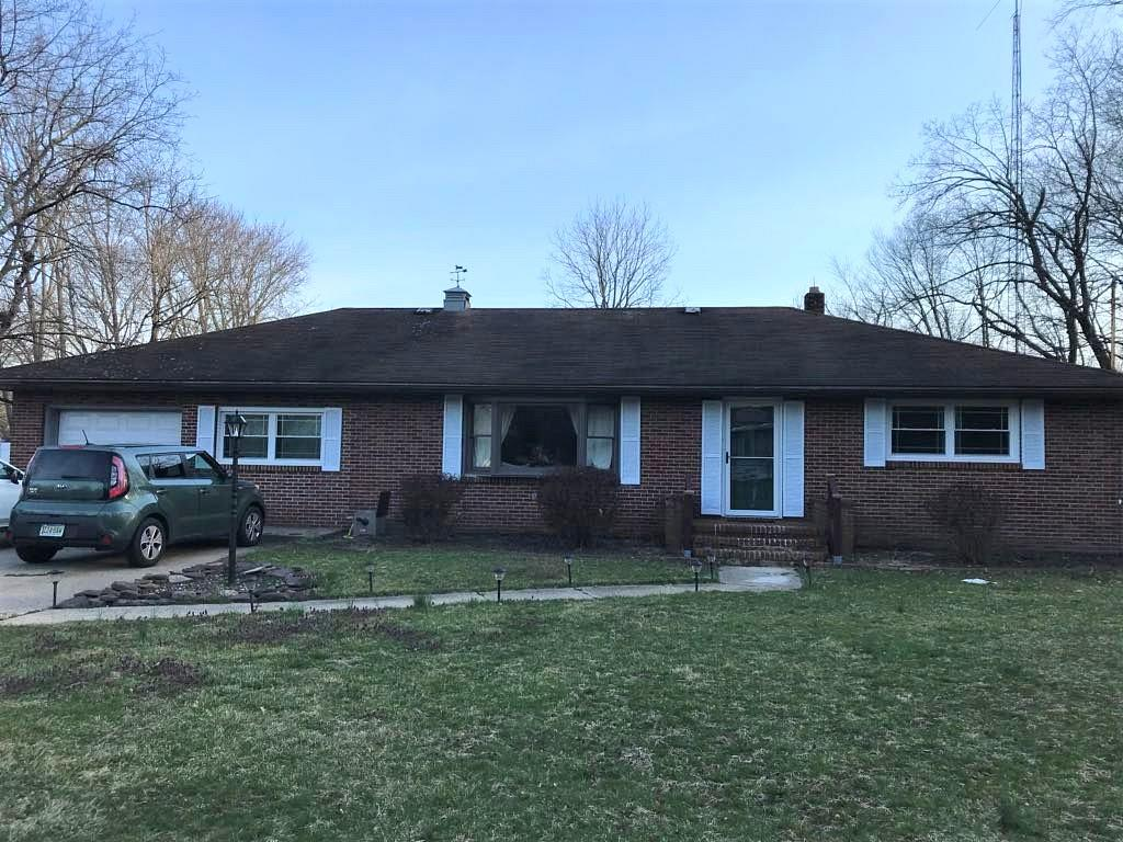 Beautiful Roof Replacement in Minotola, NJ - Before Photo