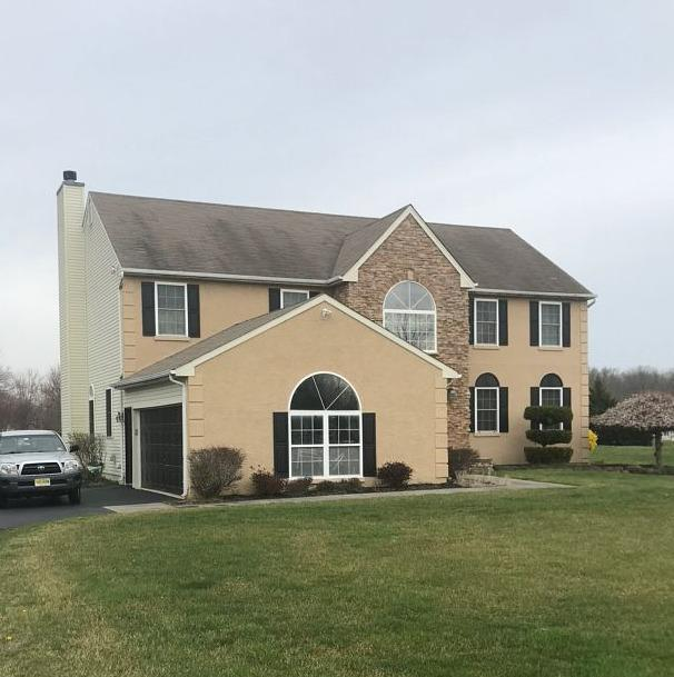 Beautiful Roof Replacement in Mullica Hill, NJ - Before Photo