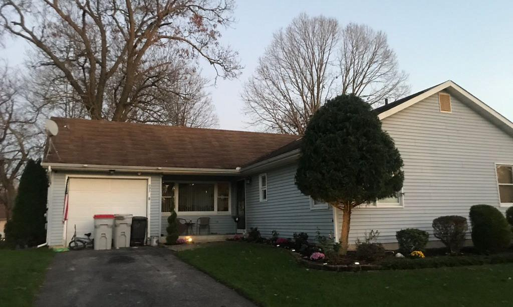 New Roof & New Siding Installation in Vineland NJ! - Before Photo