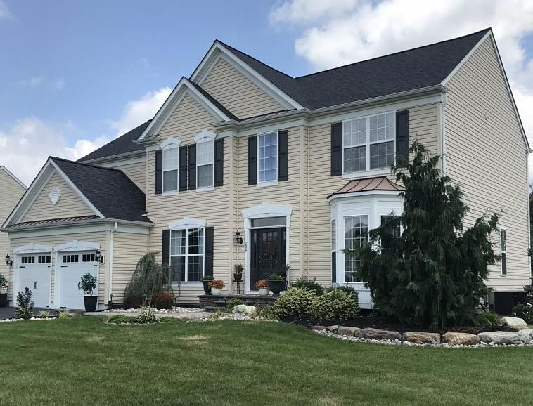 Gorgeous New Roof Installed in Mickleton NJ! - After Photo