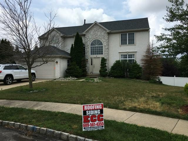 Roof Replacement in Sicklerville