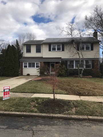 Full Roof Replacement in Cherry Hill, NJ