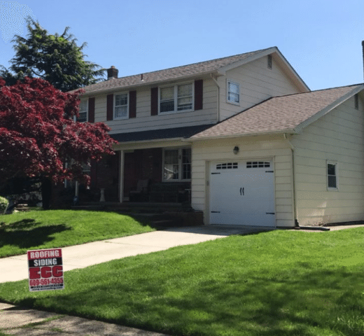 Roof Replacement in Mount Laurel, NJ